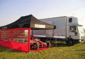 продажа арочных шатров