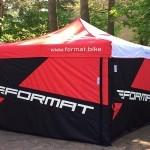 Мобильные шатры и тенты
