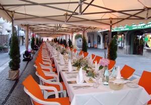 Арочные шатры для свадьбы
