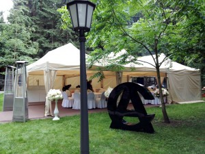 Аренда Шатров для свадьбы