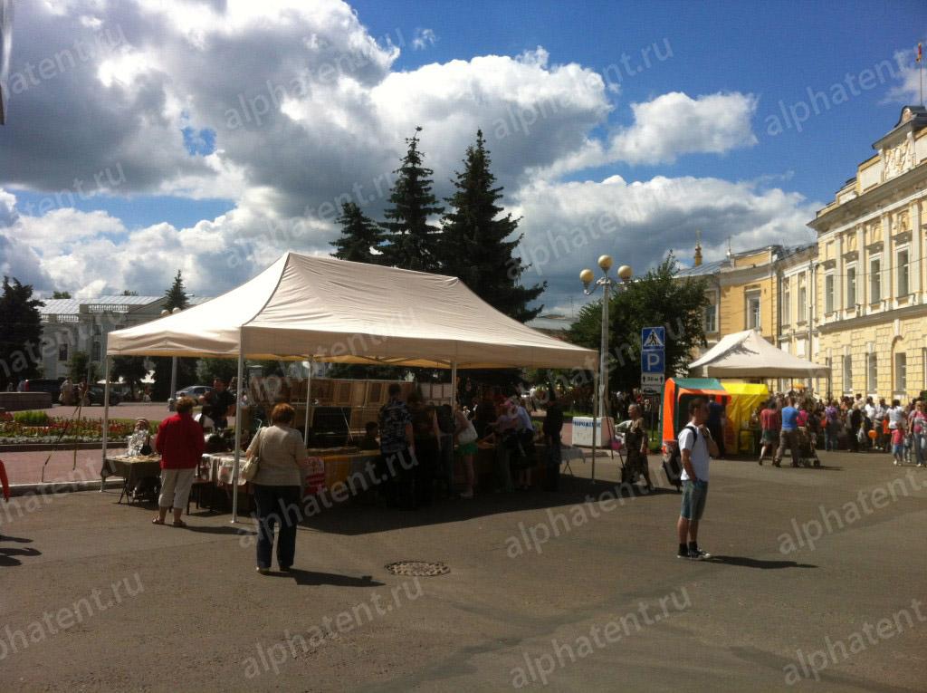 Аренда шатров арочных в Москве