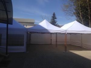 Арендуем шатер или тентовую конструкцию