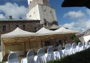 Перед оформлением аренды шатра для свадьбы узнайте самое важное