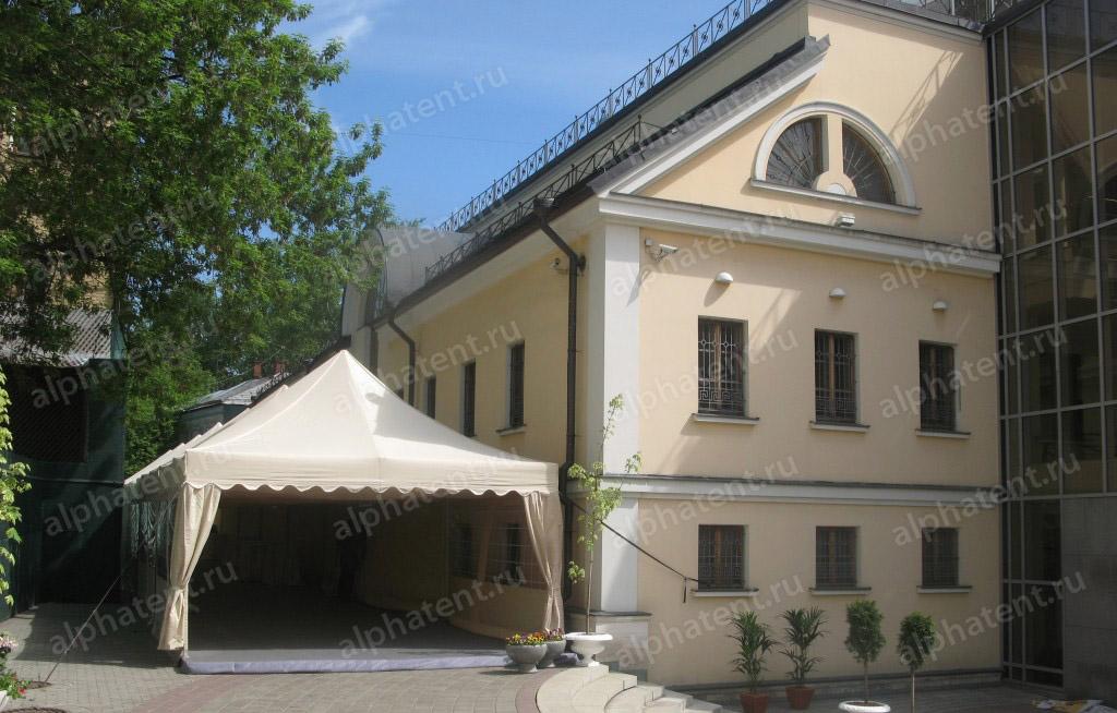 фото шатра для мероприятий