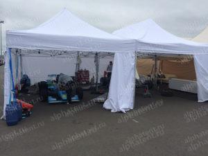 Пример наших шатров