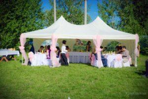 шатер для свадьбы